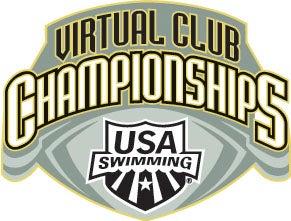 Virtual Club Championships Logo