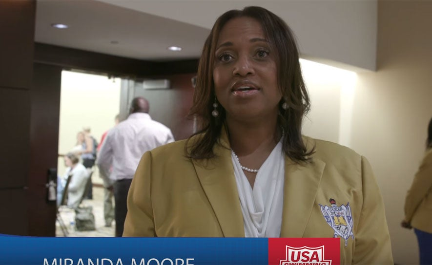 Miranda Moore of SGR talks diversity and inclusion.