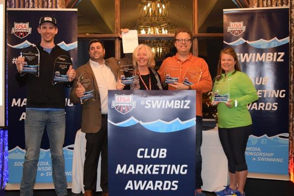 2016 SwimBiz Marketing Awards