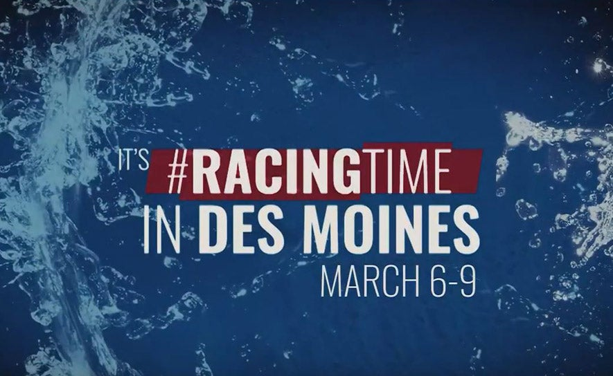Racing Time Des Moines